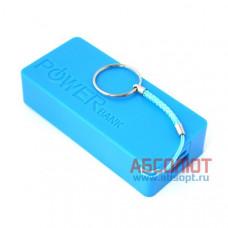 Внешний аккумулятор Power Bank X2 (синий)